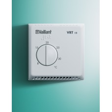 VAILLANT VRT 15 THERMOSTAT MANUEL
