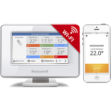 HONEWELL SYSTÈME EVOHOME COLOR + WIFI THERMOSTAT