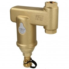 "SPIROTECH SEPARATEUR DE BOUES  3/4""F VERTICAL"