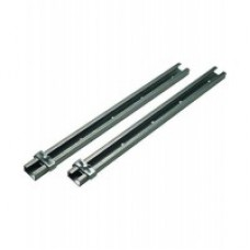 2RAILS 55CM FIXATIONS MURALES BAIN & TUB